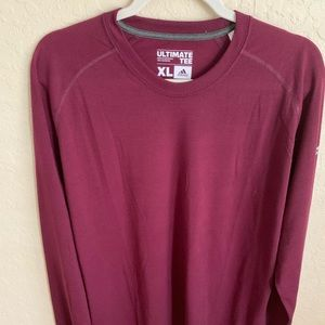 Adidas climalite ultimate tee, size XL